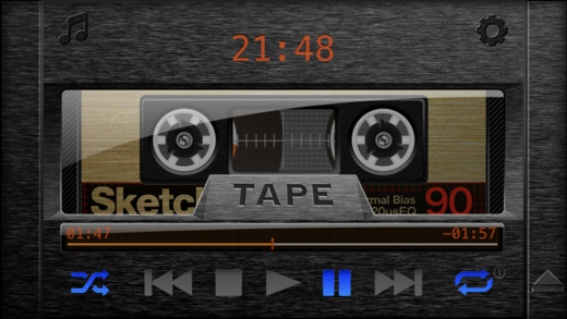 Tape Screenshots