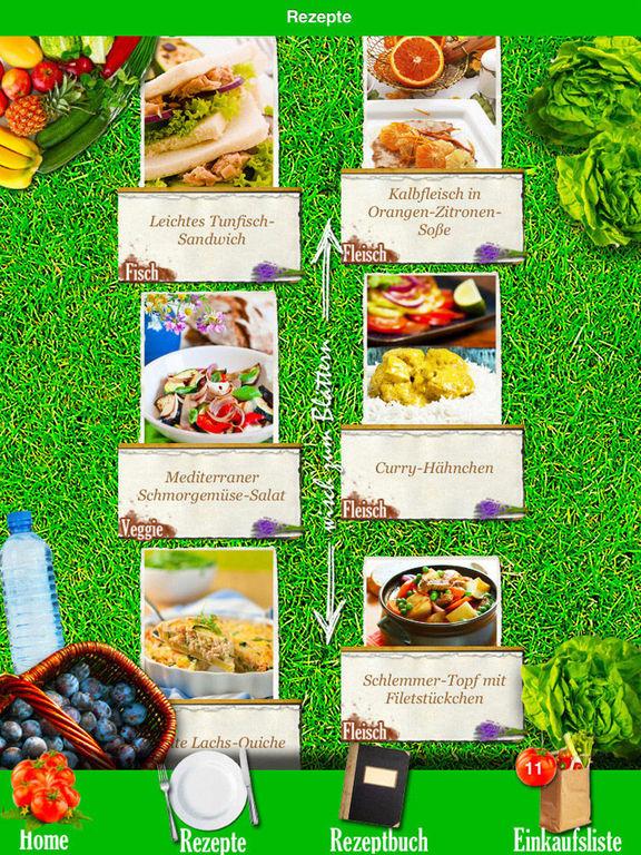 App shopper di t rezepte leckere kochideen zum abnehmen for Leckere kochideen