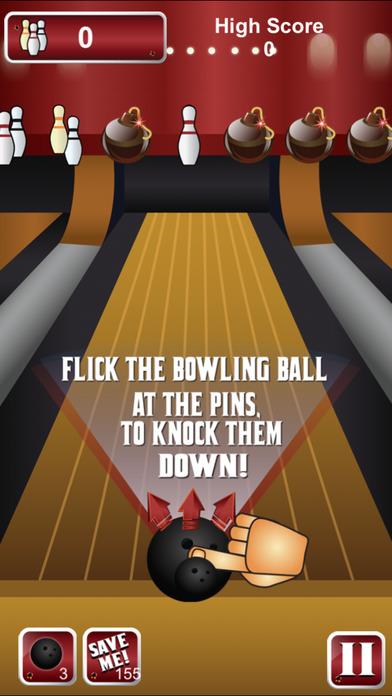 Kingpin Bowling Strikes Back Pro! screenshot 2