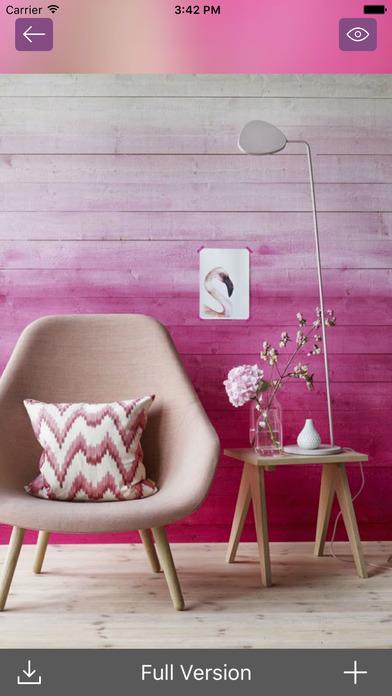 Colorful Wall Design Houzz Interior Design Ideas App