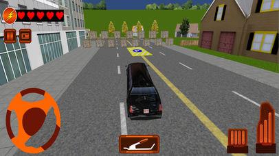 City Limousine Parking Sim Pro screenshot 4