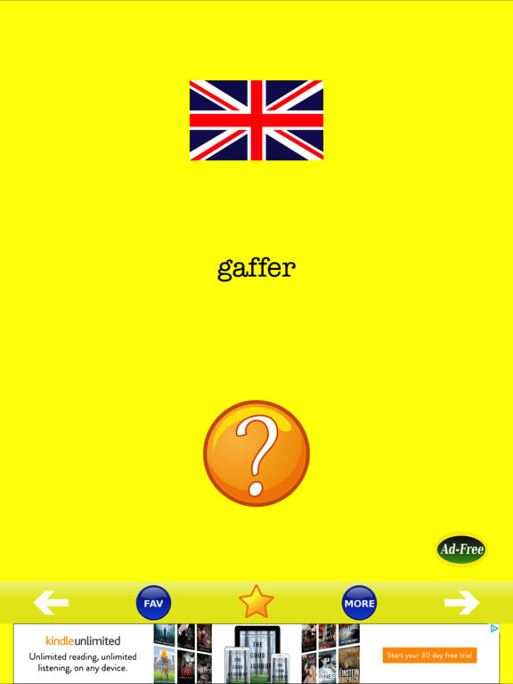 Slang app
