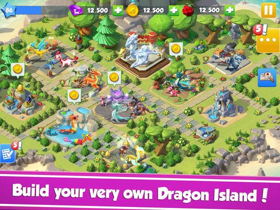 Dragon Mania Legends: Dragon Breeding Gamescreeshot 5