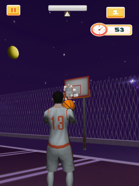 Ultimate Space Basketball Match screenshot 4