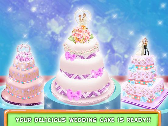 Вкусный свадебный торт Maker Скриншоты5