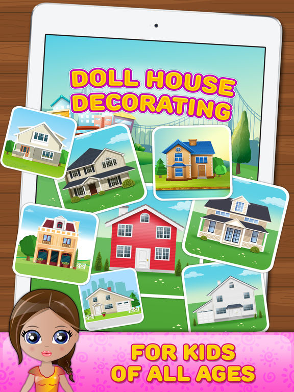 App Shopper Doll House Decorating Game Pro Entertainment