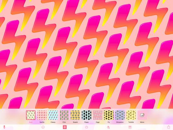 Screenshot #3 for Patternator Pattern Maker Backgrounds & Wallpapers