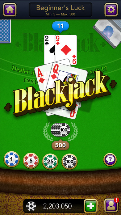 Blackjack by MobilityWare hack tool Chips