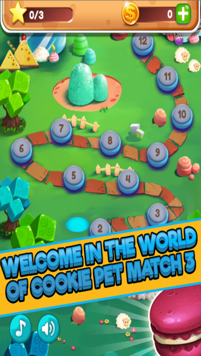 Cookie Pop Jam New Cake Games App Download Android Apk