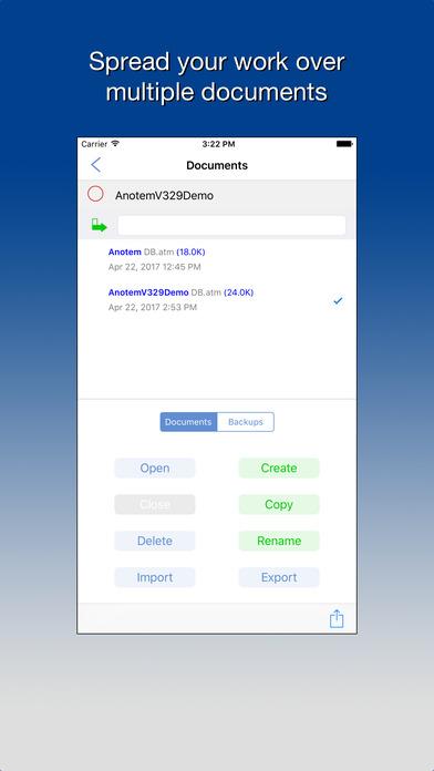 Anotem Screenshots