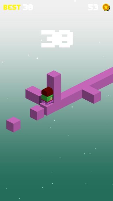 Wall Runner Branches screenshot 2