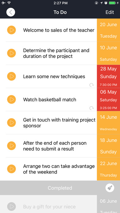 Voice To Do List & Reminder PRO Screenshots