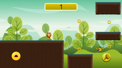 Tiny Plain King Lion Revenge screenshot 1