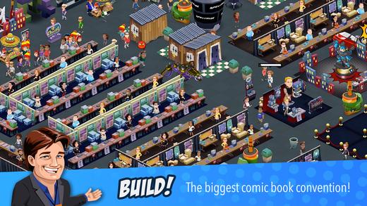 Con Man: The Game Screenshot