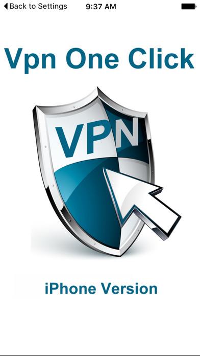 Vpn One Click Professional Screenshots