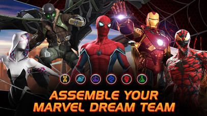 MARVEL Contest of Champions iPhone