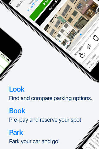 SpotHero - Find Parking Nearby screenshot 2