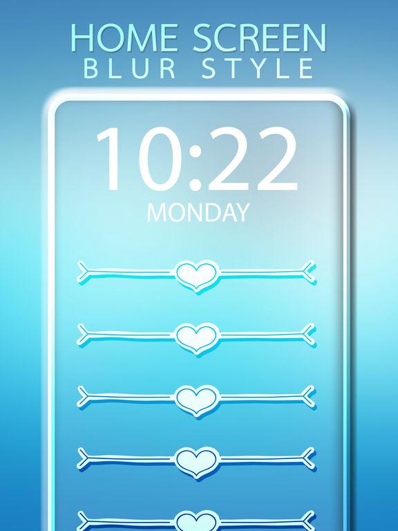 App Shopper Home Screen Maker For Blur Wallpapers Design Pro Utilities