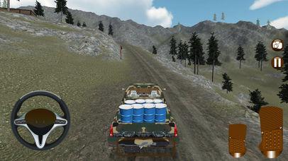 Army Drive Transport Cargo screenshot 3