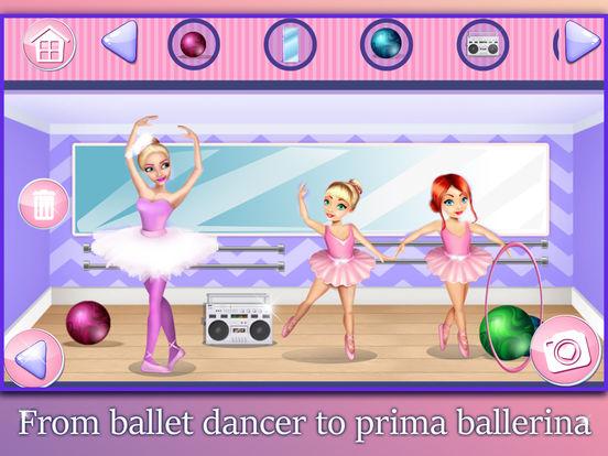 app shopper ballerina princess doll house   game s for