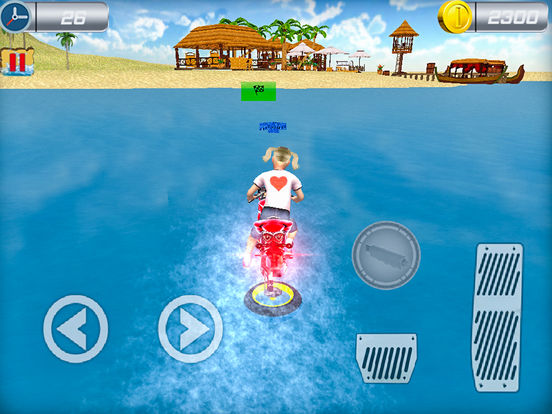 Water Surfer Bike Adventure screenshot 6