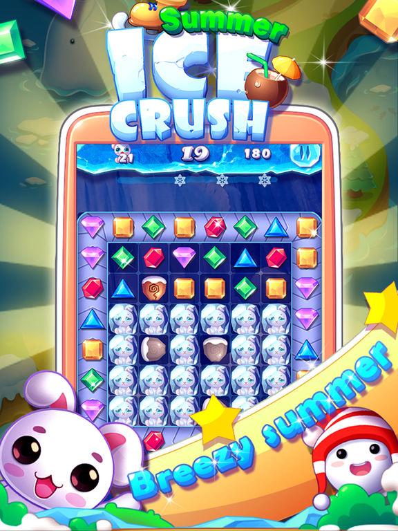Ice Crush - Cool Summer на iPad