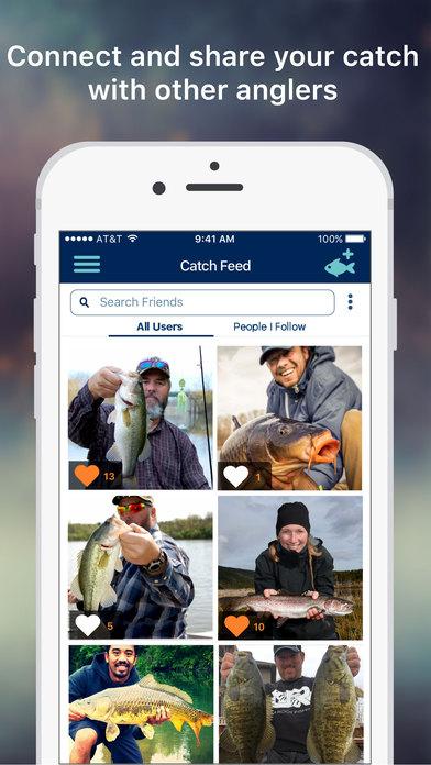 Netfish - Fishing Forecast App screenshot 1