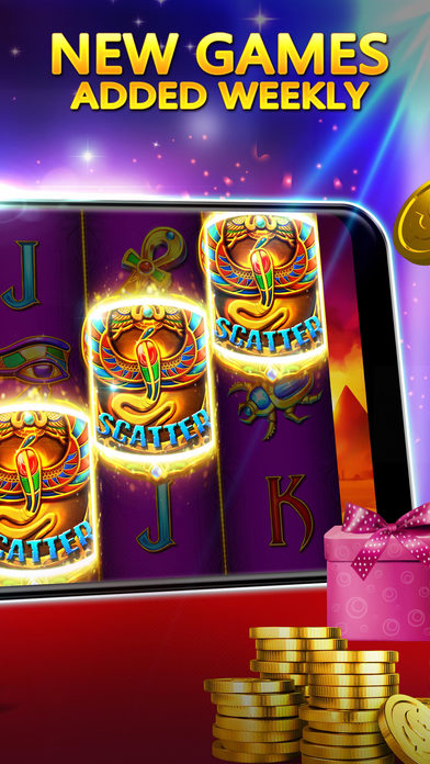 Screenshot 2 Pharaoh's Fortune — Wild Vegas Casino & Real Slots