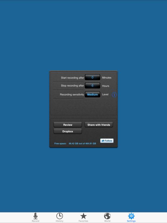Dream Talk Recorder Pro Screenshots