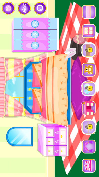 Little princess 39 s room design app download android apk Room design app