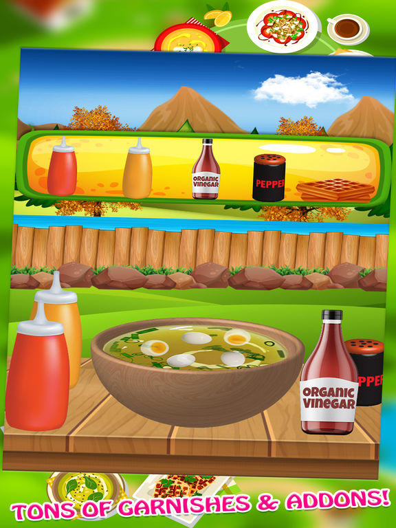 Soup Maker Chef Kitchen Food Cooking Games On The App Store