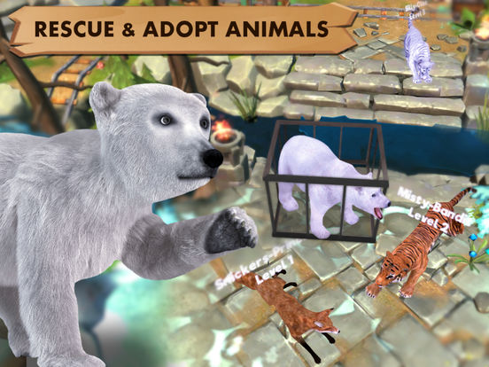 My Wild Pet Online Cute Animal Rescue Simulatorscreeshot 3