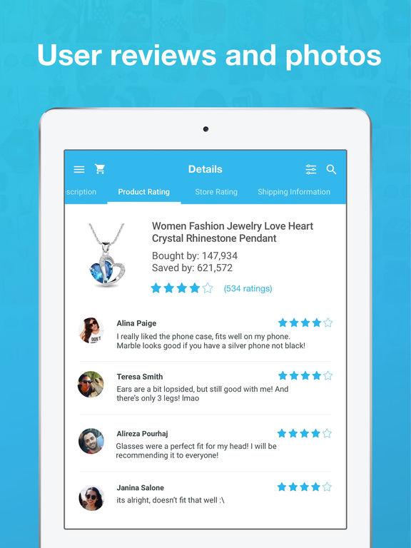 Wish - Shopping Made Fun screenshot 9