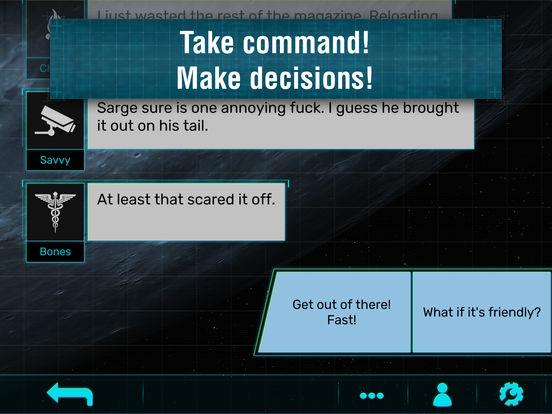 Screenshot #3 for Survival-quest ZARYA-1 STATION