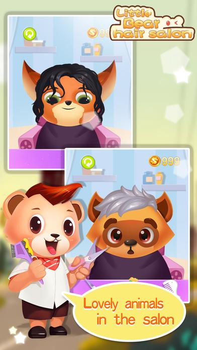 Little Bear Hair Salon screenshot 3