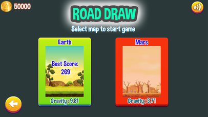 Road Draw: Climb Your Own Hill screenshot 4