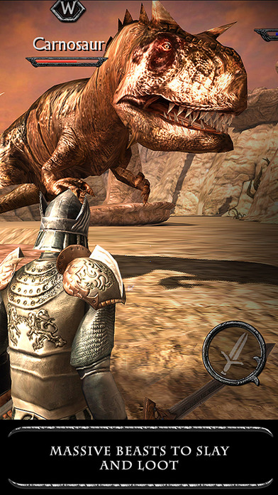Ravensword: Shadowlands Screenshots