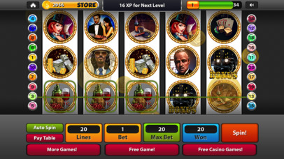 Screenshot 3 Super Party Slots — Vegas Style