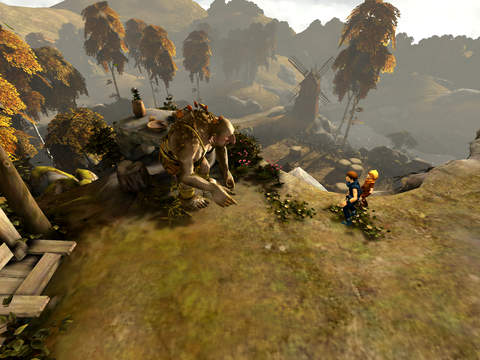 Brothers: A Tale of Two Sons 앱스토어 스크린샷