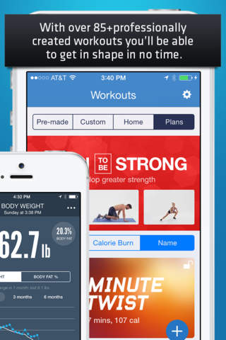 Fitness Buddy+: Gym Workouts screenshot 4
