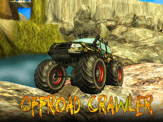 Offroad Crawler Driving Full screenshot 5