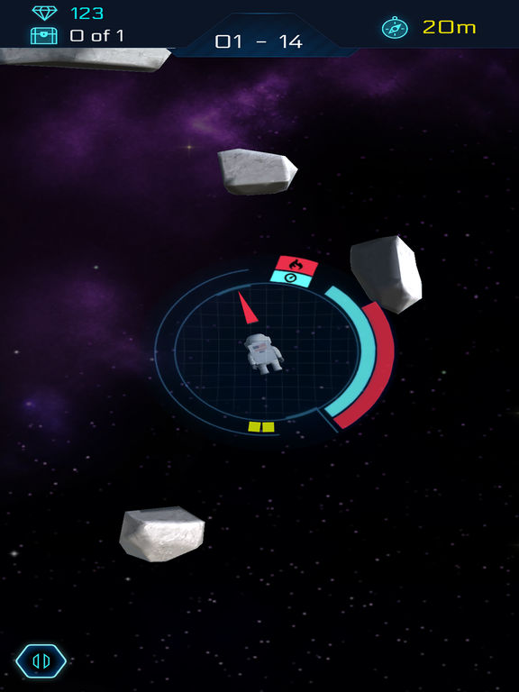 MIA : Lost In Space screenshot 10