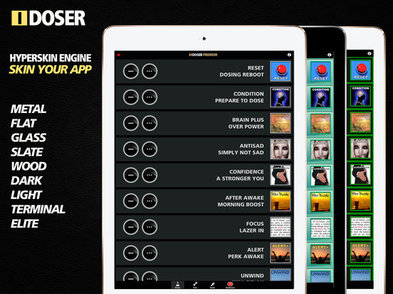 I-Doser Premium Screenshots