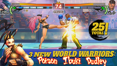 Street Fighter IV CE screenshot 2