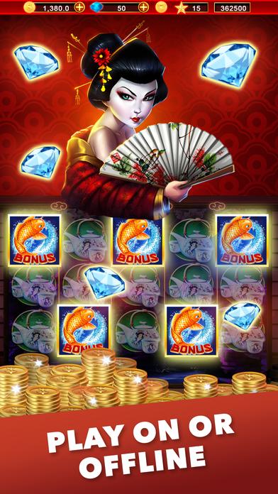 Screenshot 5 Мастер джекпота: игровые автоматы Epic 777