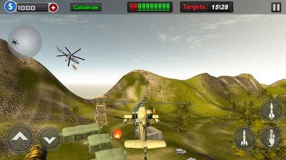 Gunship Air Heli Attack Screenshot 2