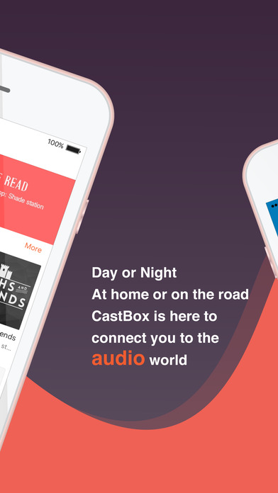 CastBox - The Podcast App screenshot 2