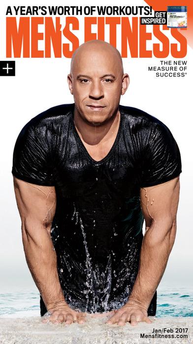 Men's Fitness screenshot