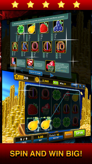 Screenshot 2 Las Vegas Slot Mania