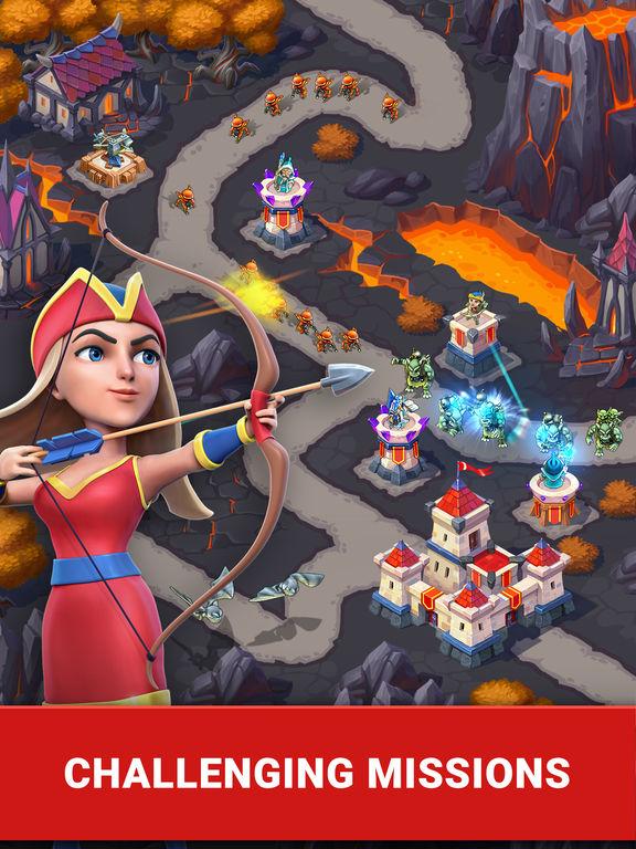 Toy Defense Fantasy - TD Strategy Game Screenshots